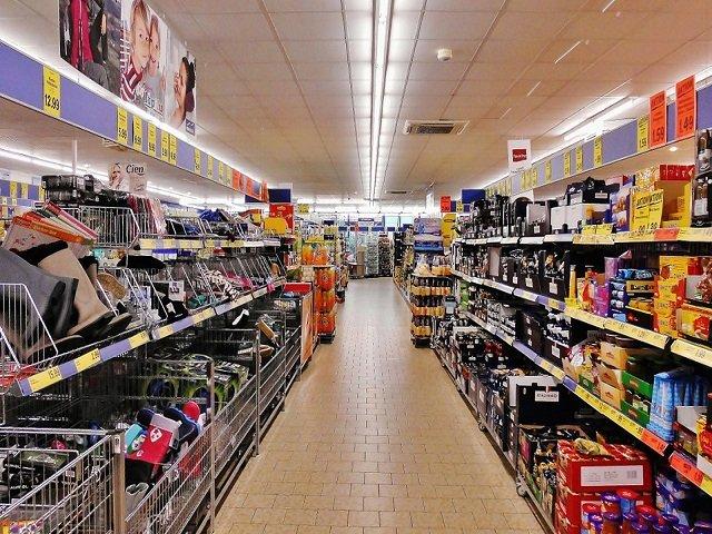 Ancheta in cazul unui barbat care a murit intr-un hipermarket din Craiova. Reactia magazinului