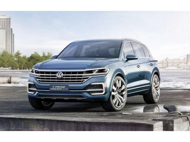 Volkswagen a confirmat zvonurile: in primavara anului viitor facem cunostinta cu noua generatie Touareg