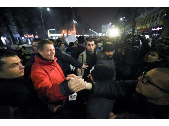 10+ imagini emblematice de la protestele care au avut loc in Romania, in anul 2017