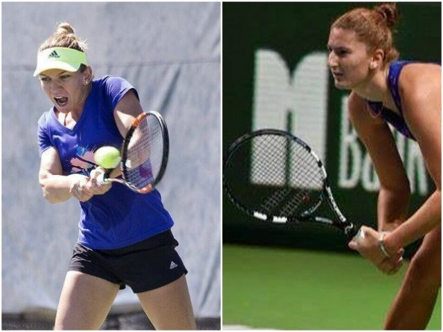 Perechea Irina Begu - Simona Halep s-a calificat in semifinalele probei de dublu de la Shenzhen