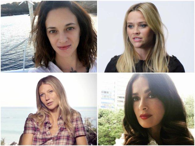 Anul 2017, marcat de fenomenul #metoo: 10+ vedete care au marturisit ca au fost agresate sau hartuite sexual
