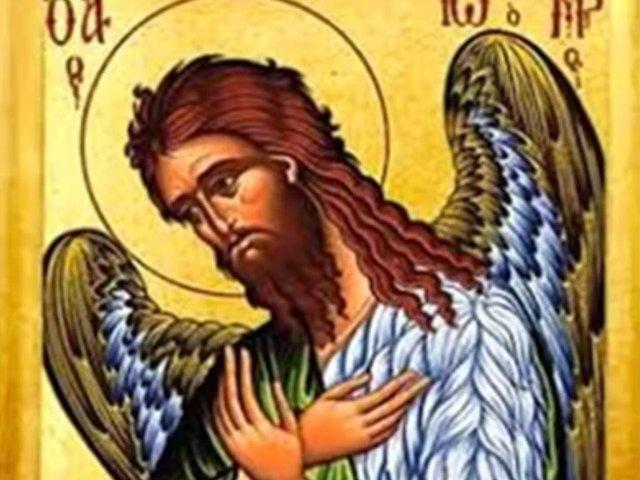 Sfantul Ioan Botezatorul: Ce datini si obiceiuri sa respecti pentru a-ti merge bine tot anul