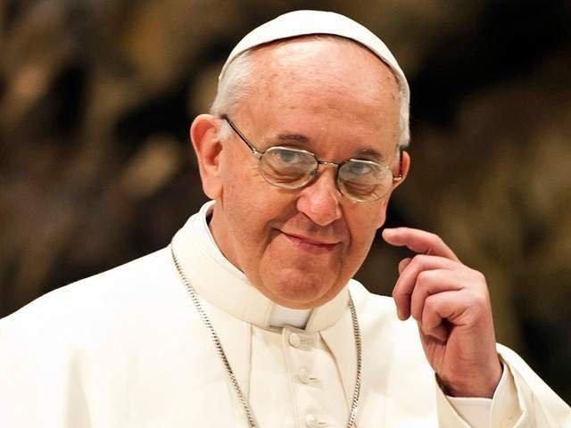 Papa Francisc le-a cerut credinciosilor sa faca bine chiar cand nu li se cere