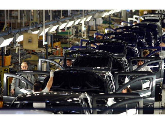 Raport pe 2017: uzina Dacia de la Mioveni a produs peste 313.000 de masini, in scadere cu 2% fata de 2016