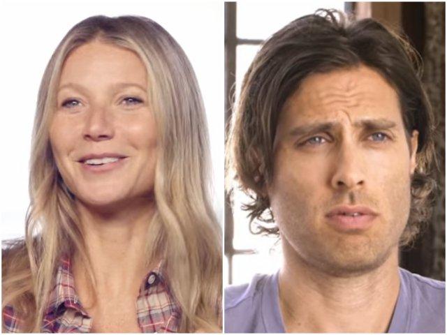 """Gwyneth Paltrow s-a logodit cu unul dintre creatorii serialului """"Glee"""": Suntem incredibil de norocosi"""