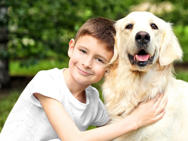 [FOTO] I-a salvat viata cu cateva ore inainte de a fi eutanasiat. Cum i-a multumit cainele