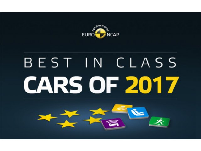 Cele mai sigure masini lansate in 2017: Volkswagen, Volvo, Opel si Subaru isi impart premiile