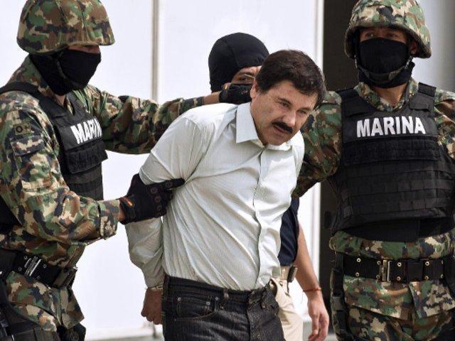 """Procesul traficantului de droguri """"El Chapo"""" a fost amanat pentru luna septembrie"""