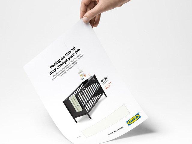 [VIDEO] IKEA vrea sa faci pipi pe reclama lor. Motivul te va surprinde