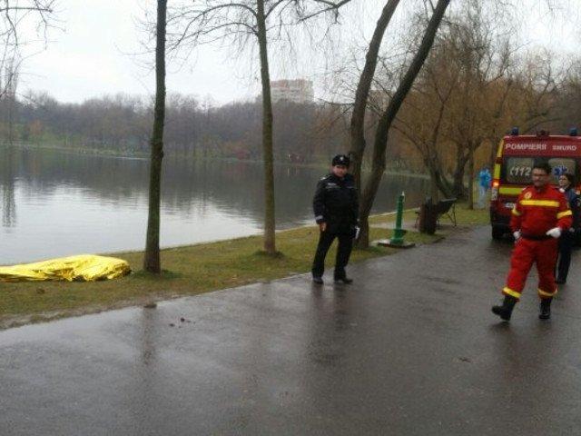 Trupul unui barbat a fost descoperit plutind pe lacul din Parcul IOR din Capitala