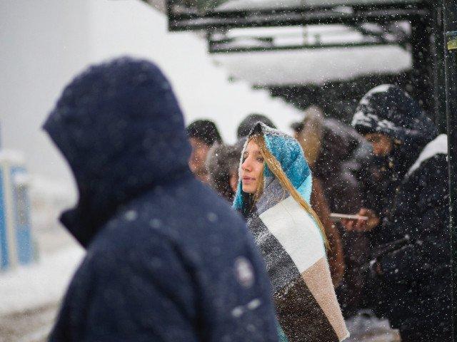 Informare meteo: Vant, lapovita, ninsoare si vreme rece, pana duminica dupa-amiaza