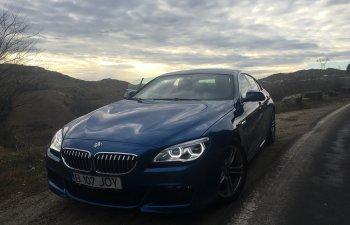 GALERIE FOTO. BMW Seria 6 Gran Coupe - am condus un vis