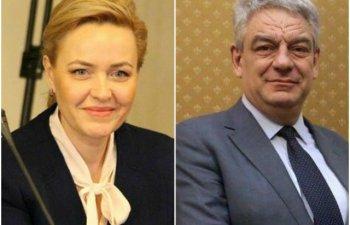 Badalau, despre Carmen Dan si Mihai Tudose: Este clar ca unul dintre ei trebuie sa plece