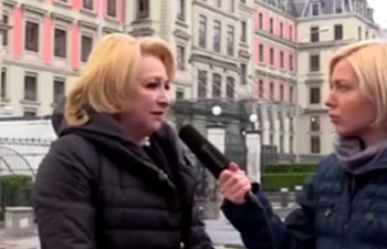 Viorica Dancila a inclus Iran si Pakistan in UE / VIDEO