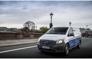 Mercedes anunta vanzari record pentru divizia de vehicule comerciale: peste 400.000 de unitati livrate in 2017