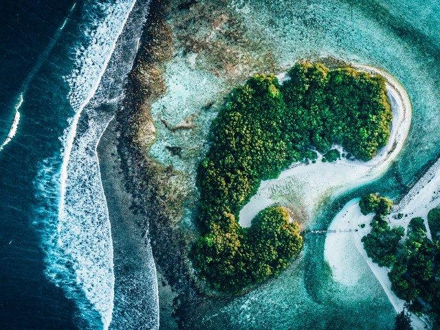 Cum arata lumea noastra vazuta de sus: 15 imagini extraordinare care te vor impresiona