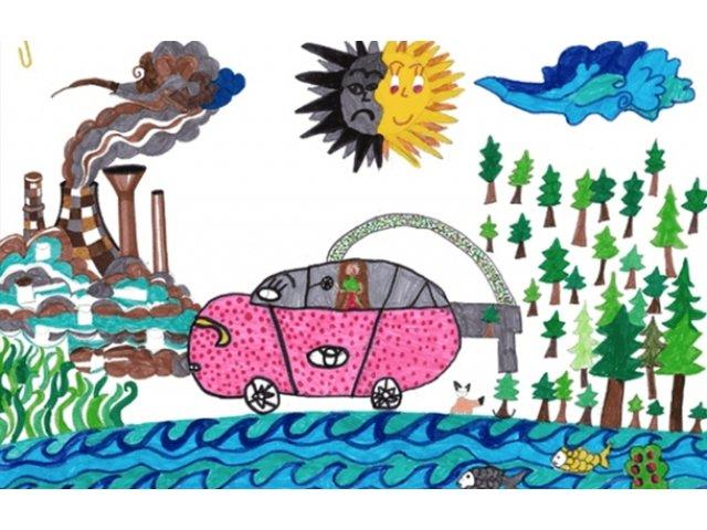 Toyota cauta cei mai talentati copii la desen. Imaginatia le poate aduce acestora premii si excursii in Japonia