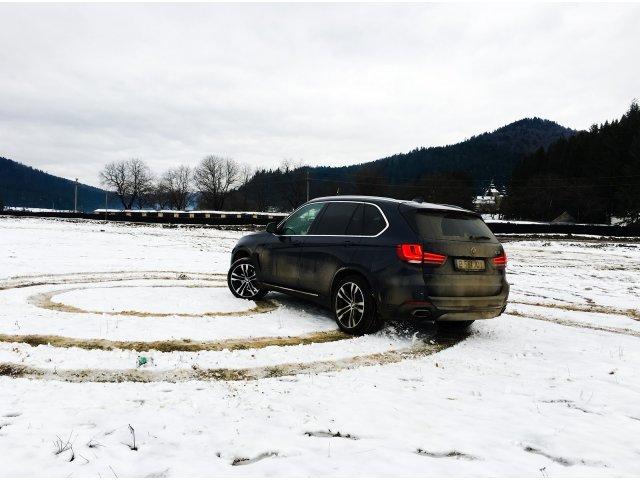 TEST-DRIVE. BMW X5 - familia redescopera confortul