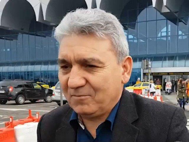 Tatal Simonei Halep, dupa ce si-a luat fiica de la aeroport: Nu vorbim inaintea meciului