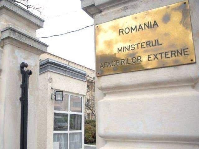 MAE: Declaratiile presedintelui CE creeaza premisele unui dialog echilibrat cu autoritatile romane