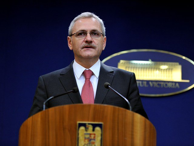 Dragnea neaga ca Guvernul ar intentiona sa adopte o OUG referitoare la Codurile penale