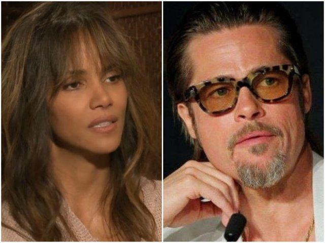 Brad Pitt si Halle Berry, un nou cuplu la Hollywood?