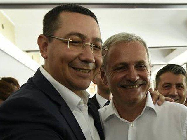 Ponta despre Dragnea: Ii dau eu bani sa copieze declaratia mea de martor de la DNA