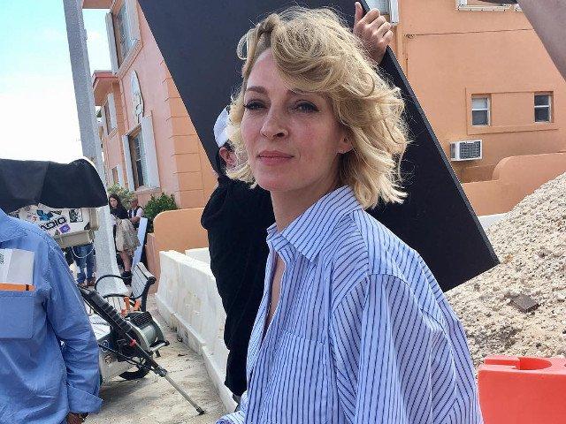 """Uma Thurman a publicat clipul video al accidentului pe care l-a suferit la filmarile pentru """"Kill Bill"""""""
