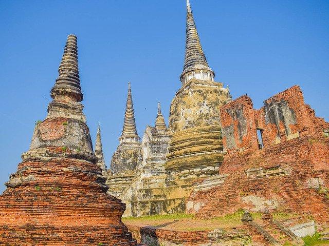 "Un turist a returnat caramizile furate dintr-un templu thailandez pentru ca nu a mai putut duce o viata ""linistita"""