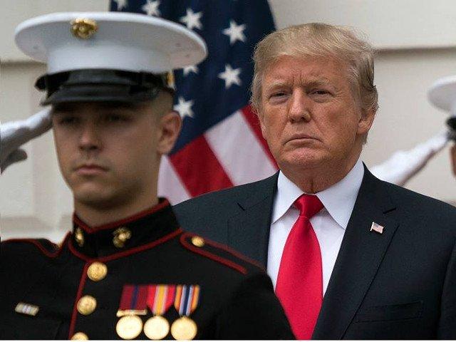 Donald Trump: Vreau o parada ca cea din Franta