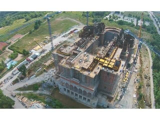 Primaria Sectorului 1 vrea sa aloce inca 10 milioane lei pentru Catedrala Mantuirii Neamului