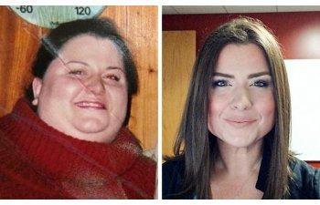 10+ transformari surprinzatoare ale oamenilor, dupa ce au slabit si si-au schimbat look-ul