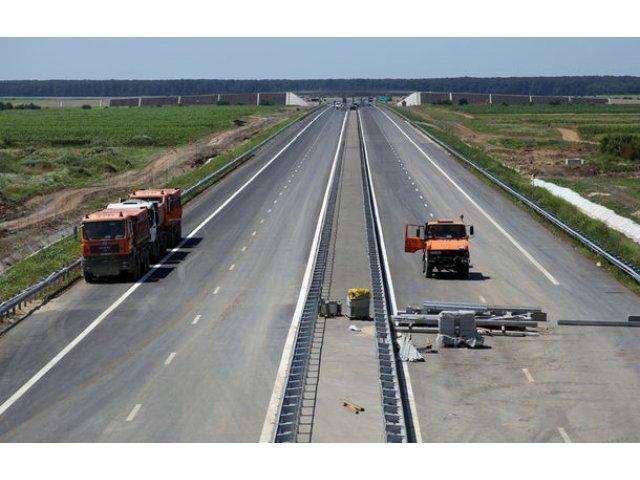 Inaugurarea unui tronson de pe autostrada Lugoj - Deva, amanata pentru 2019: noul plan prevede deschiderea a 85 kilometri in 2018