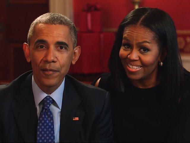 Michelle si Barack Obama si-au prezentat portretele care au suscitat polemici pe retelele de socializare/ VIDEO