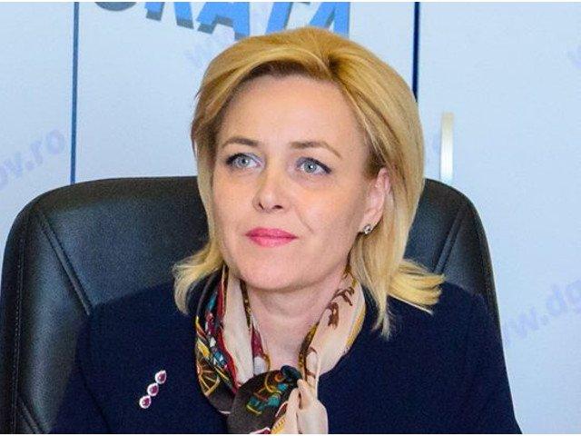 Carmen Dan a solicitat revocarea detasarii politistilor care apar in inregistrarile privind activitatea DNA Ploiesti