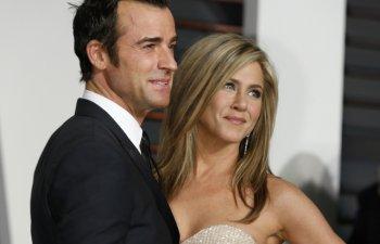 Jennifer Aniston si Justin Theroux divorteaza dupa doi ani de casnicie