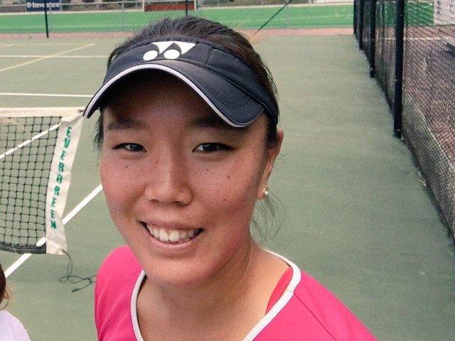 """O jucatoare de tenis e acuzata ca a jignit o adversara, spunandu-i """"maimuta galbejita"""""""