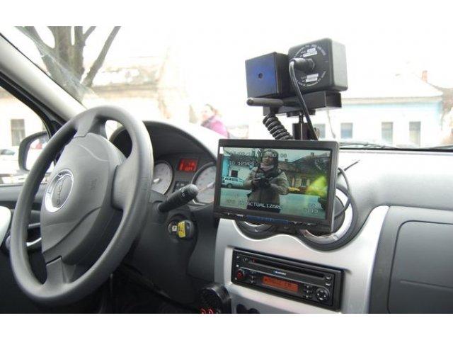 Radarele ar putea fi montate doar pe masinile ce poarta insemnele Politiei: propunerea legislativa a ajuns la Senat