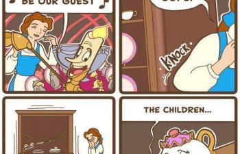 TOP 10 ilustratii amuzante pentru persoanele cu un umor aparte