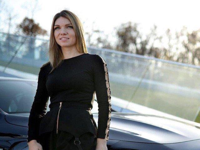 Firea ii acorda Simonei Halep titlul de cetatean de onoare al Municipiului Bucuresti