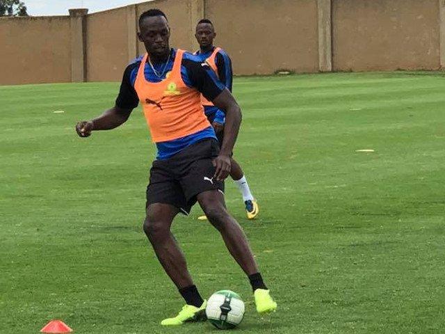 Usain Bolt va deveni fotbalist, insa nu a anuntat deocamdata cu ce echipa a semnat