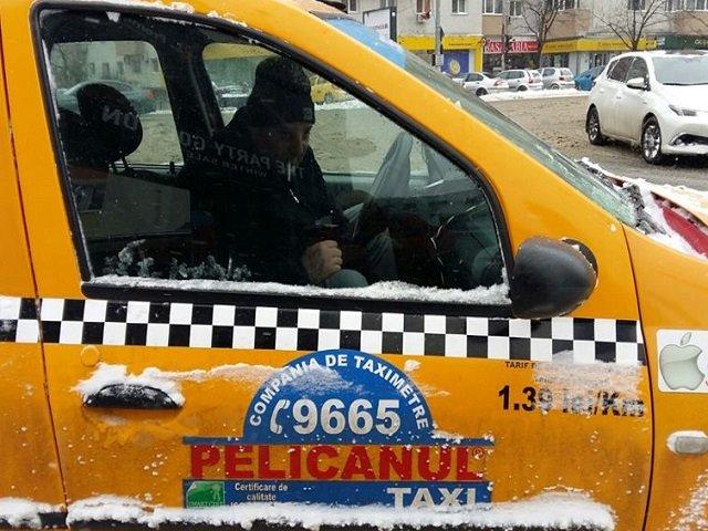 Cardiolog, lovit de taximetristul pe care nu l-a lasat sa fumeze in masina