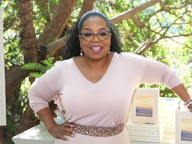 """Oprah Winfrey asteapta un """"semn de la Dumnezeu"""" pentru a candida la presedintia SUA"""