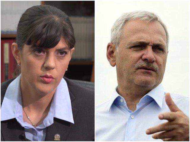 Raspunsul lui Liviu Dragnea, intrebat daca Laura Codruta Kovesi merita un martisor
