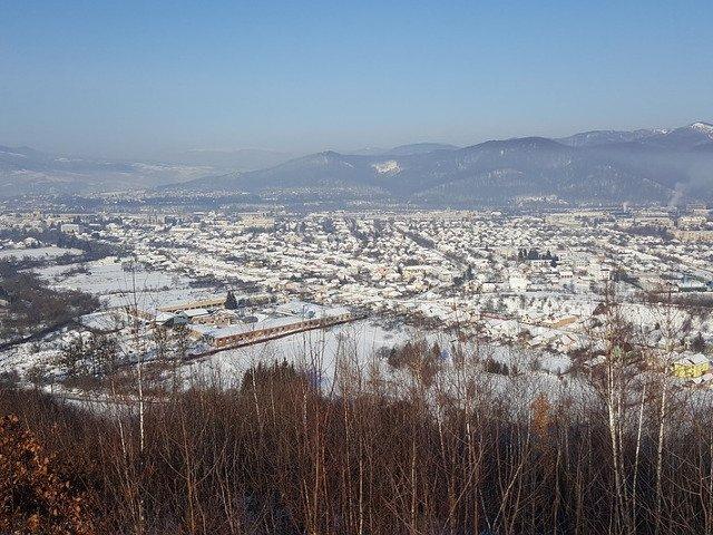 Atentionare de calatorie MAE pentru Ucraina: Conditii meteorologice severe