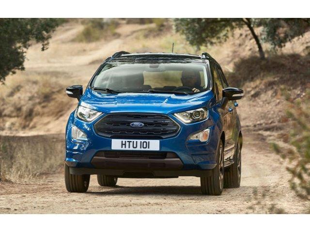 Productia Ford, de trei ori mai mare in ianuarie: americanii au produs 11.000 de unitati Ecosport la Craiova