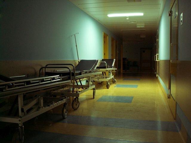 Crima urmata de sinucidere, intr-un spital din Slatina