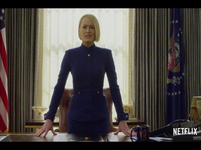 [VIDEO] Primul trailer al sezonului 6 House of Cards, fara Kevin Spacey