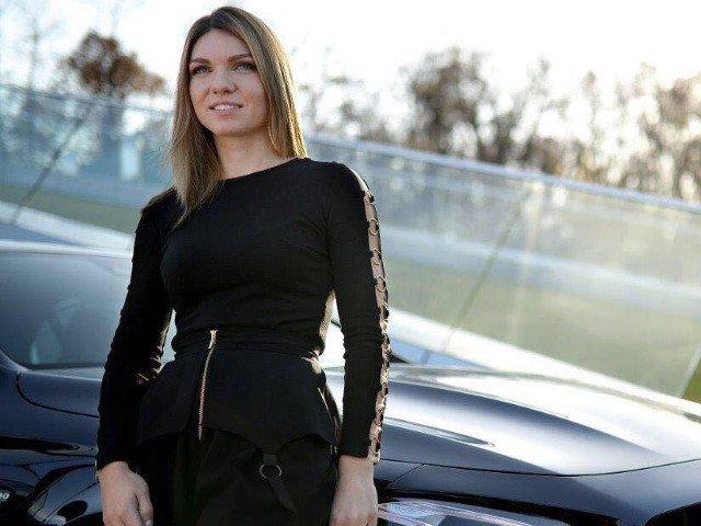 Simona Halep a primit cadou o masina de lux, inainte de Indian Wells