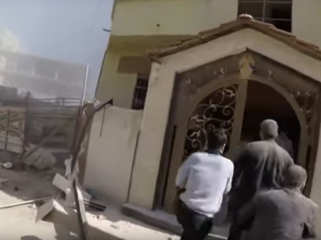 77 de morti, in urma unor bombardamente in provincia Ghouta din Siria